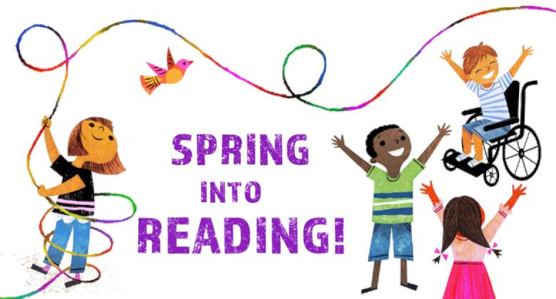 Spring into Reading Program