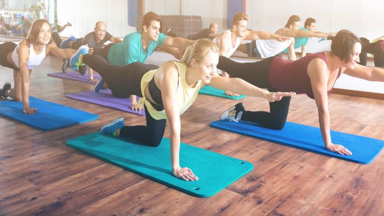 Lunchtime Yoga