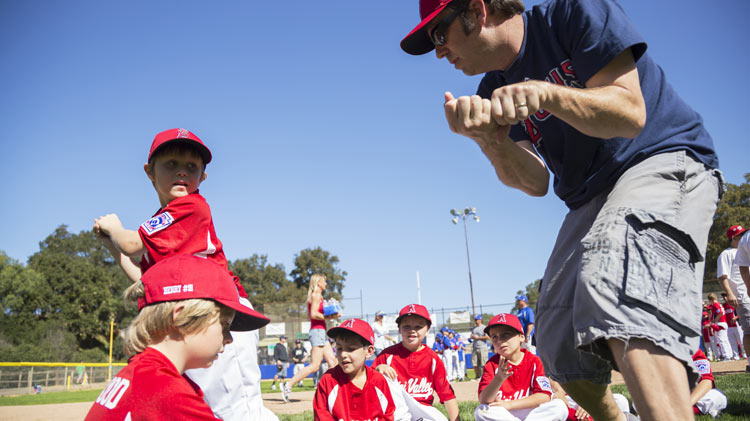 Spring Baseball Clinic- Youth Sports