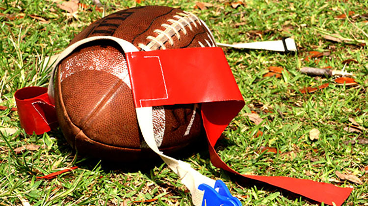 Intramural League Flag Football Registration
