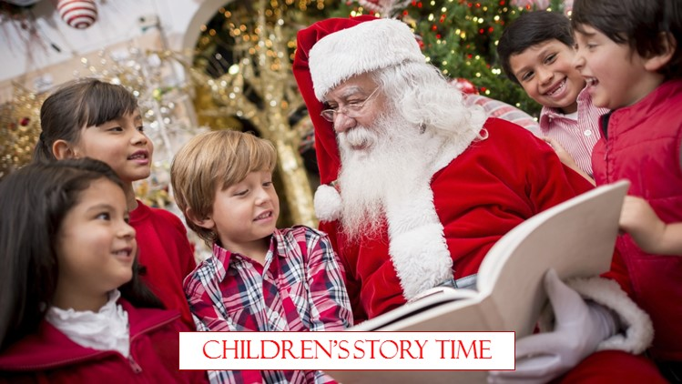 Children's Story Time with Santa