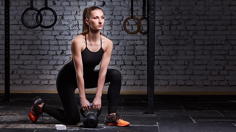 Fitness Center June Challenge