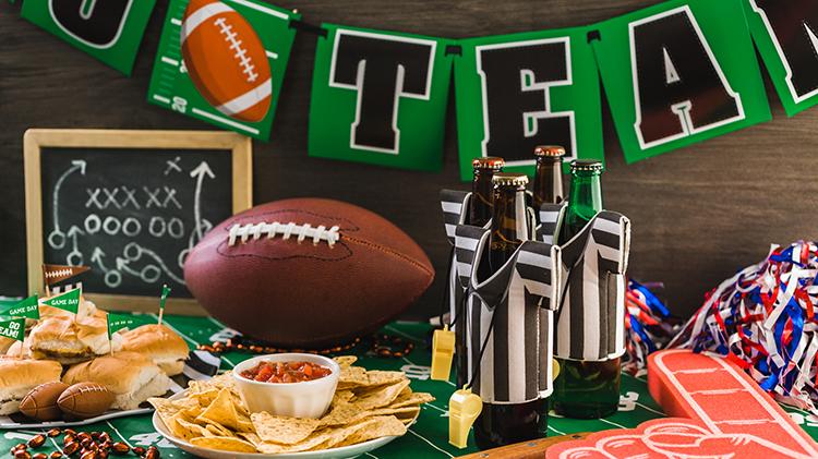 2019 College Football Kickoff Party at 3 Star!