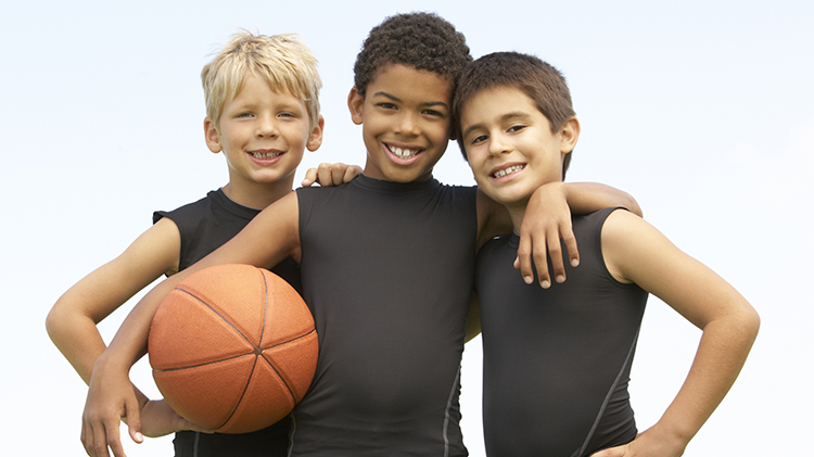 Basketball- Youth Sports