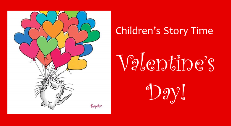 Children's Story Time: Valentine's Day