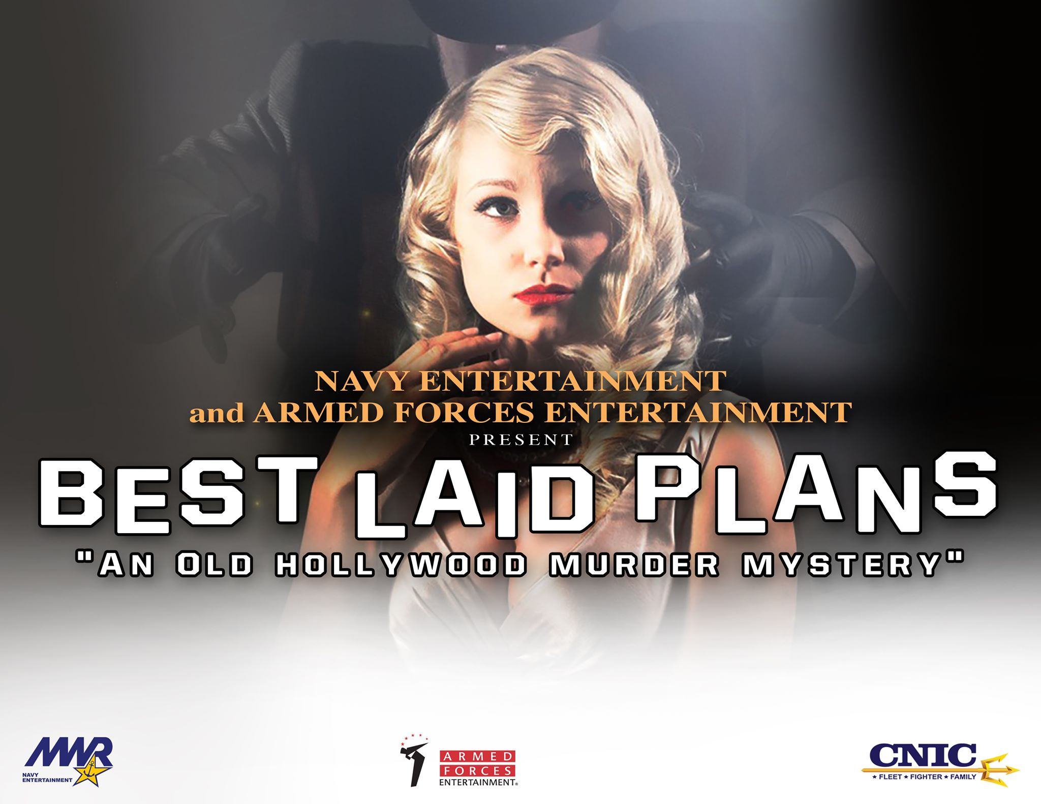 "AFE Murder Mystery Tour ""Best Laid Plans"""