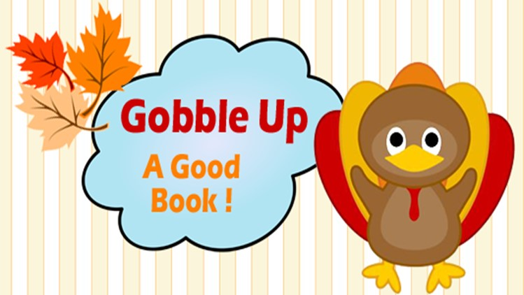 Children's Story Time: Thanksgiving
