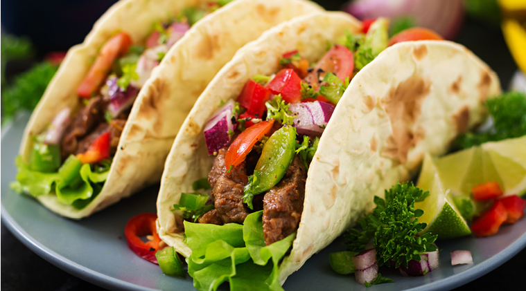Thursday Dinner Special: All You Can Eat Taco Bar