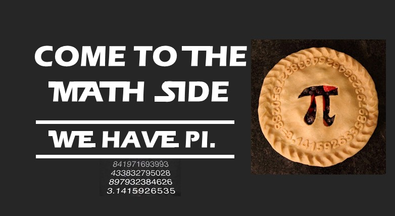 PI Day at the Library