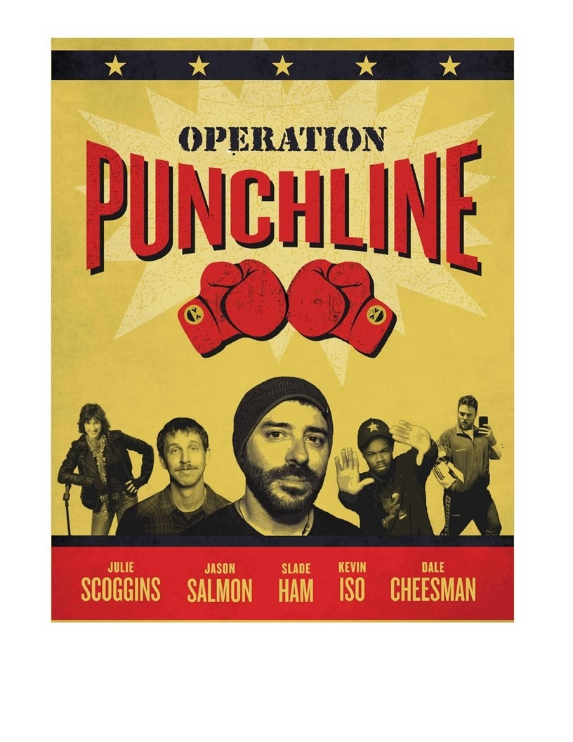 Armed Force Entertainment Operation Punchline