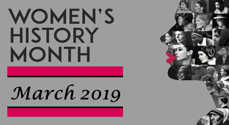 Celebrate Women's History Month at the Library