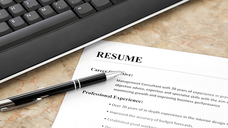 Resume Preparedness