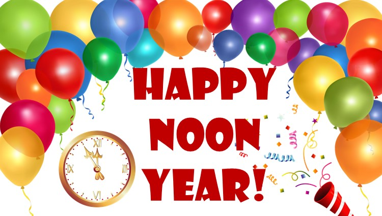 Children's Story Time: Happy Noon Year Celebration